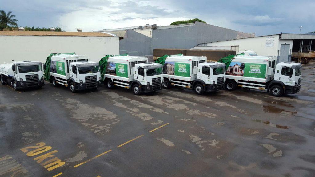 Conserbras garante coleta de lixo em Patos de Minas até segunda ordem