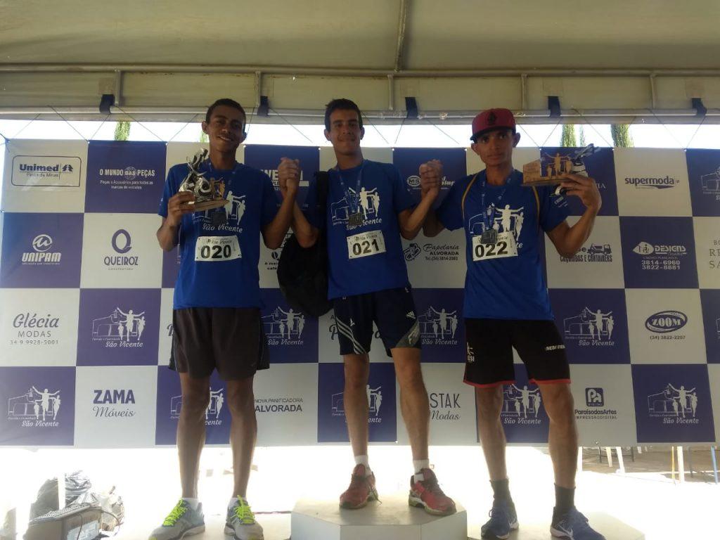 Equipe de atletismo da Conserbras participou de duas provas em setembro