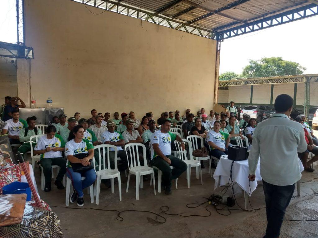Conserbras encerra a 22ª edição de sua Semana Interna Prevenção Acidente do Trabalho