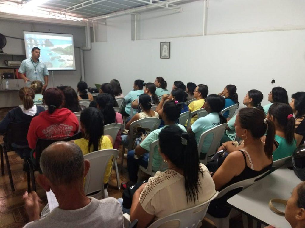Ciclo de treinamentos foi realizado com diversas equipes de colaboradores da Conserbras