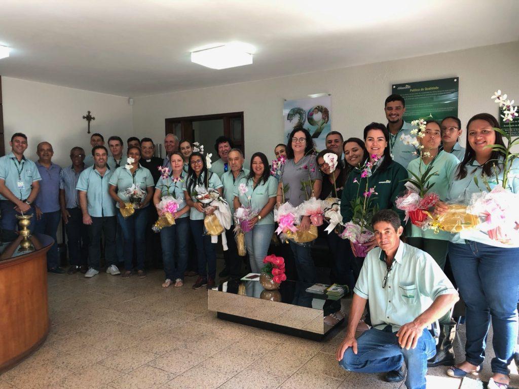 Conserbras comemora 29 anos e homenageia colaboradoras pelo Dia Internacional da Mulher