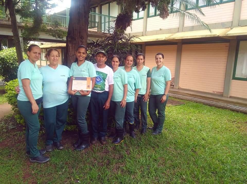 Conserbras é homenageada nas comemorações de 25 anos do CAIC Professor Aristides Memória