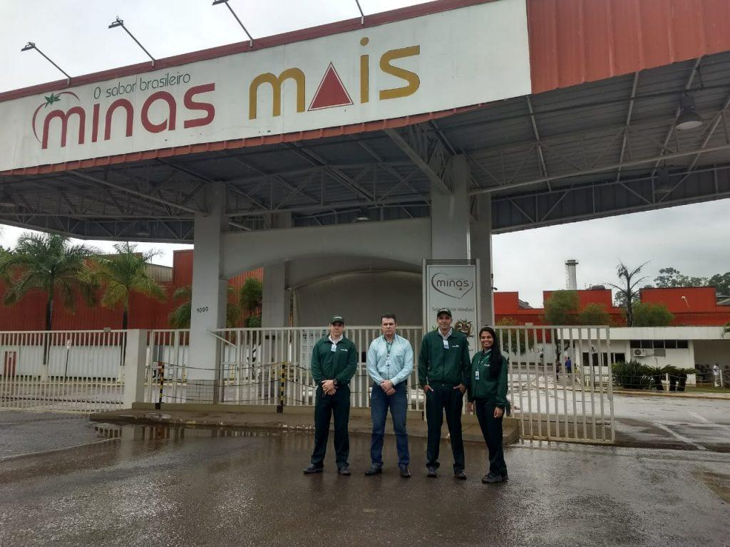 Grupo Conserbras inicia parceria com a Indústria Minas Mais Alimentos