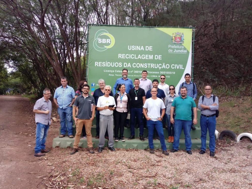 Enio Miranda, Diretor de Operações da Conserbras participa de missão empresarial em Jundiaí-SP