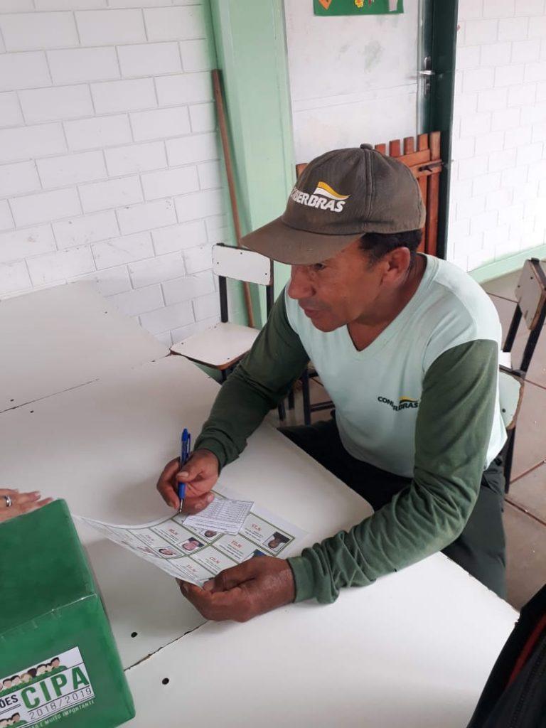 Nova composição da CIPA 2019/2020 foi definida através de processo eleitoral