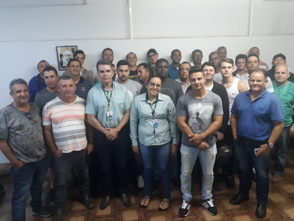 Colaboradores da Conserbras passam por ciclo de treinamentos em Patos de Minas