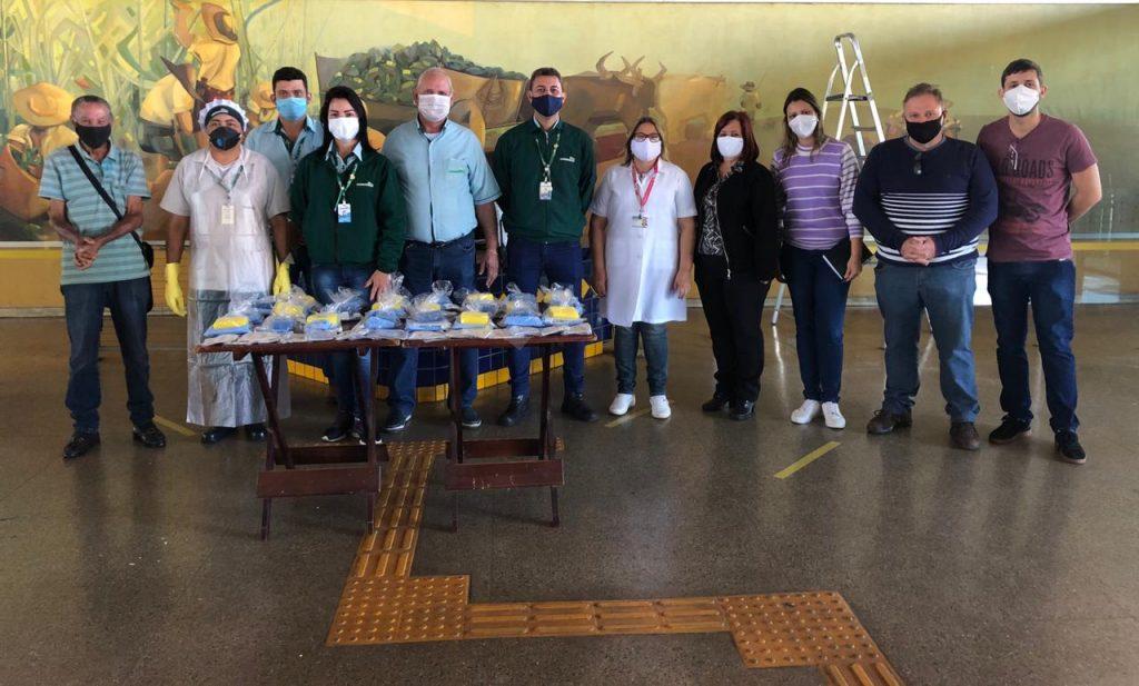 Projeto que beneficia moradores de rua e migrantes é celebrado entre Conserbras e Prefeitura de Patos de Minas