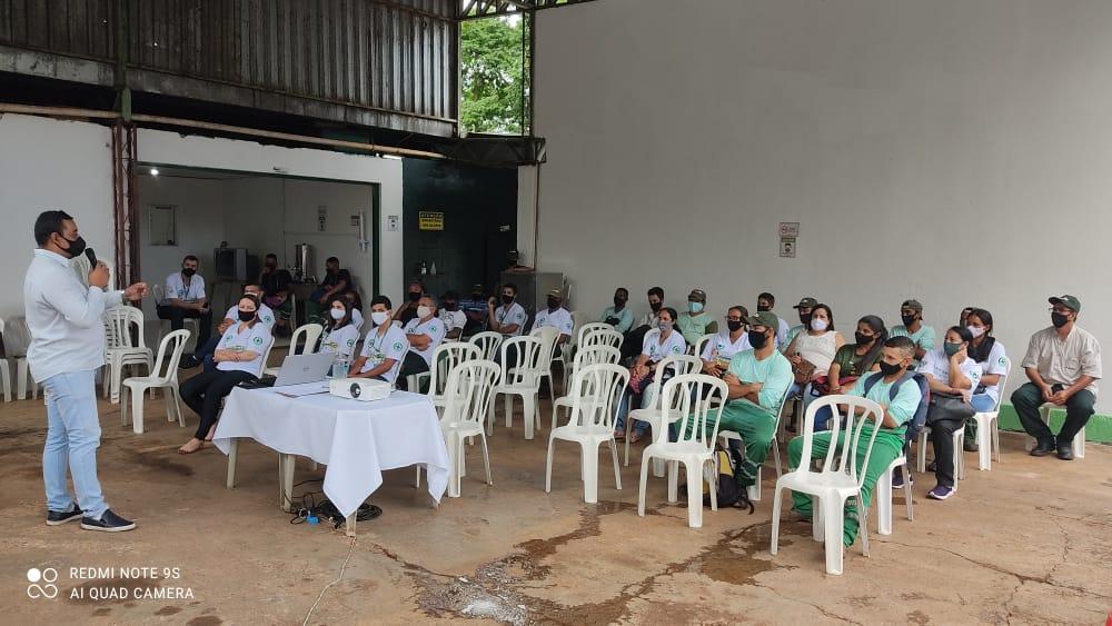 Conserbras realiza a 24ª edição da sua Semana Interna de Prevenção de Acidentes de Trabalho